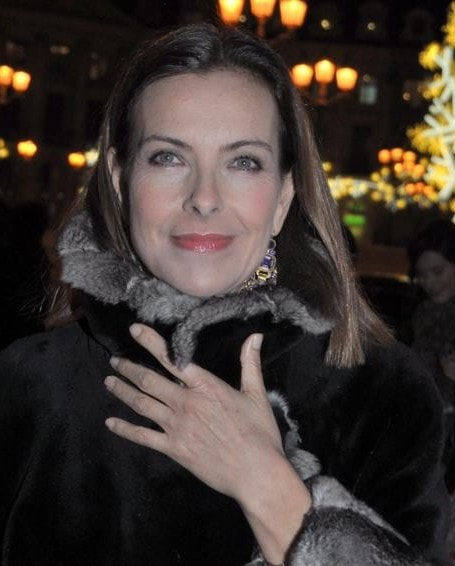 Carole Bouquet by Georges Biard